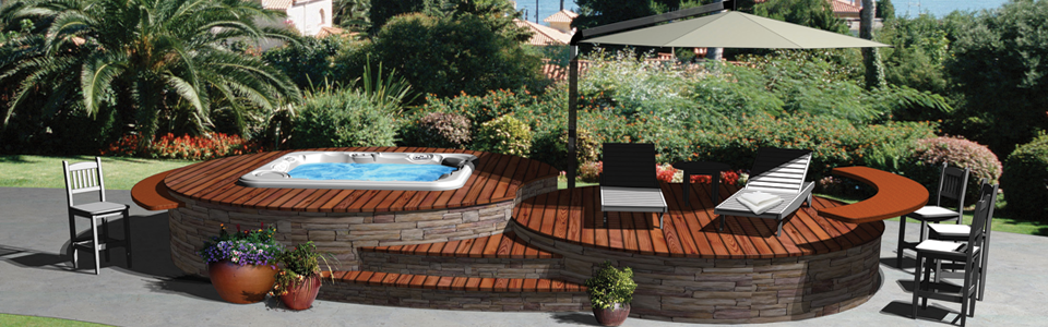 Hot Spring Deck Design