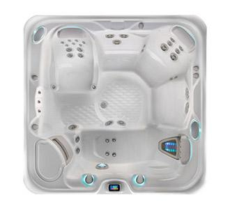 Envoy 5 person hot tub from the Highlife Collection